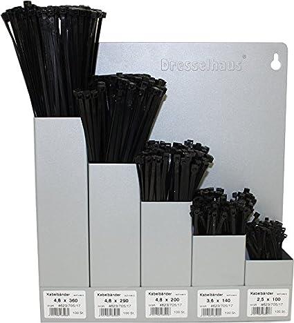 50 Stück Dresselhaus Gummistopfen 4622//000//52 10 schwarz Installationsrohre
