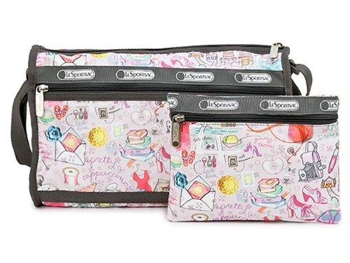 レディース LESPORTSAC 7519 D152 GIRLY DAY レスポートサック ショルダーバッグ