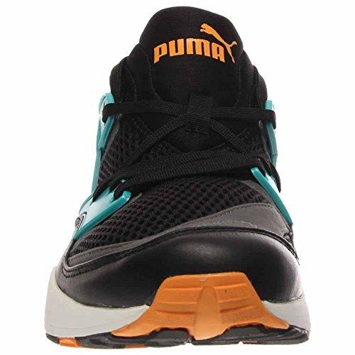 Puma Mens Blaze of Glory Running Shoes Black pplCAKf