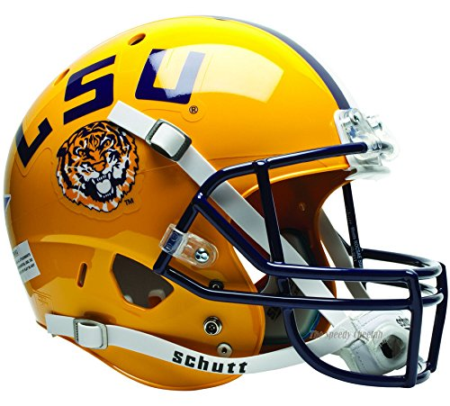 LSU Tigers Officially Licensed Full Size XP Replica Football Helmet