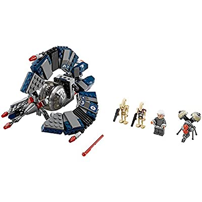 LEGO Star Wars Droid Tri Fighter 75044: Toys & Games