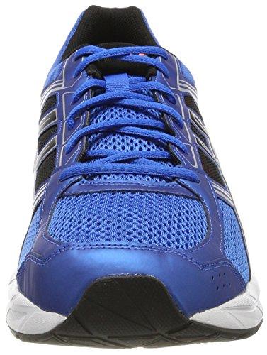 Asics Hot Orange Blue Contend Black Gel Azul de Deporte 4 Hombre para Zapatillas Directoire qrgqC