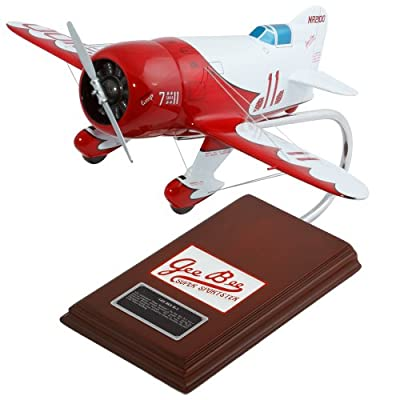 Mastercraft Collection GeeBee R-1 Model Scale:1/20