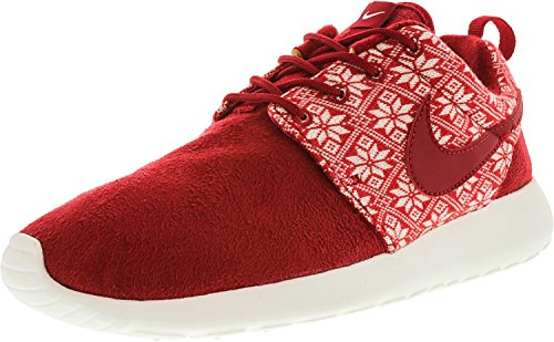 Nike Mens Roshe One Winter Stivaletto Da Ginnastica Rosso Scarpa Da Ginnastica Rosso / Palestra Rosso - Vela