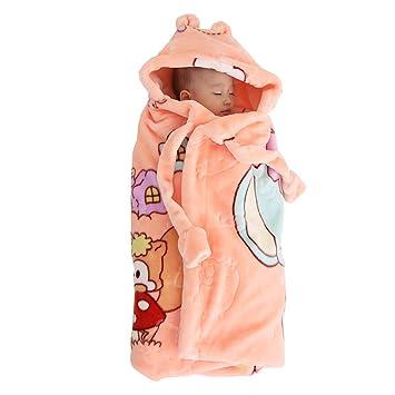 Bobbbiio Envolver Recién Nacido Sábana Bajera Saco De Dormir Regalo Algodón Cómoda Tela Suave para Cuidar