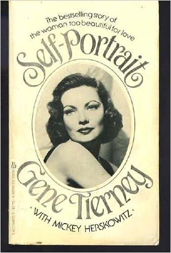 Self-Portrait: Gene Tierney, Mickey Herskowitz: 9780425044858: Amazon.com: Books