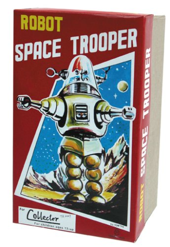 Schylling Large Space Trooper Robot (Robot Schylling)