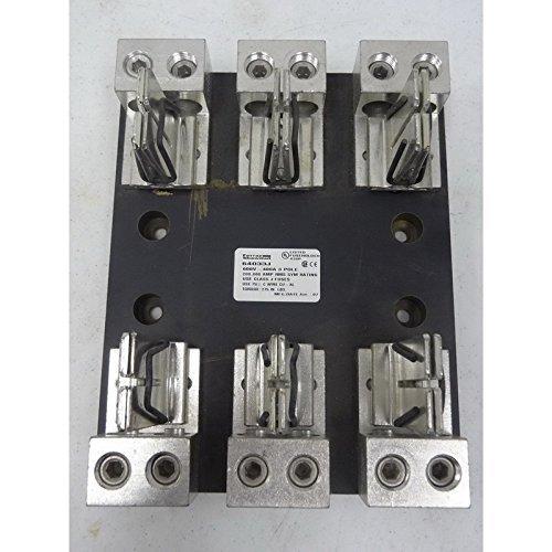 Ferraz Shawmut 64033J Fuse Block 400 Amp 600 Volt