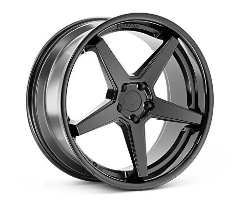 - Ferrada Wheels FR3 22x10.5 5x108 ET35 Matte Black/Gloss Black Lip C.B 63.5