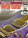 img - for CP11880 - Progressive Beginner Metal Guitar - Book/CD/DVD book / textbook / text book