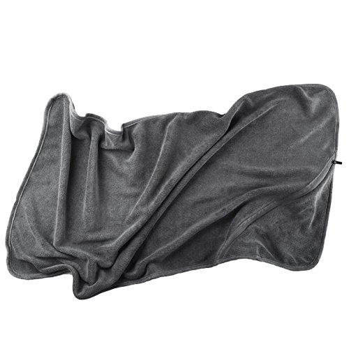 Gym Towel Zipper Microfiber Multi purpose product image