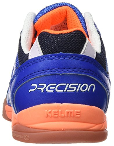 Kelme Precision Synthetic, Botas de Fútbol, Unisex Azul (Electric Blue)
