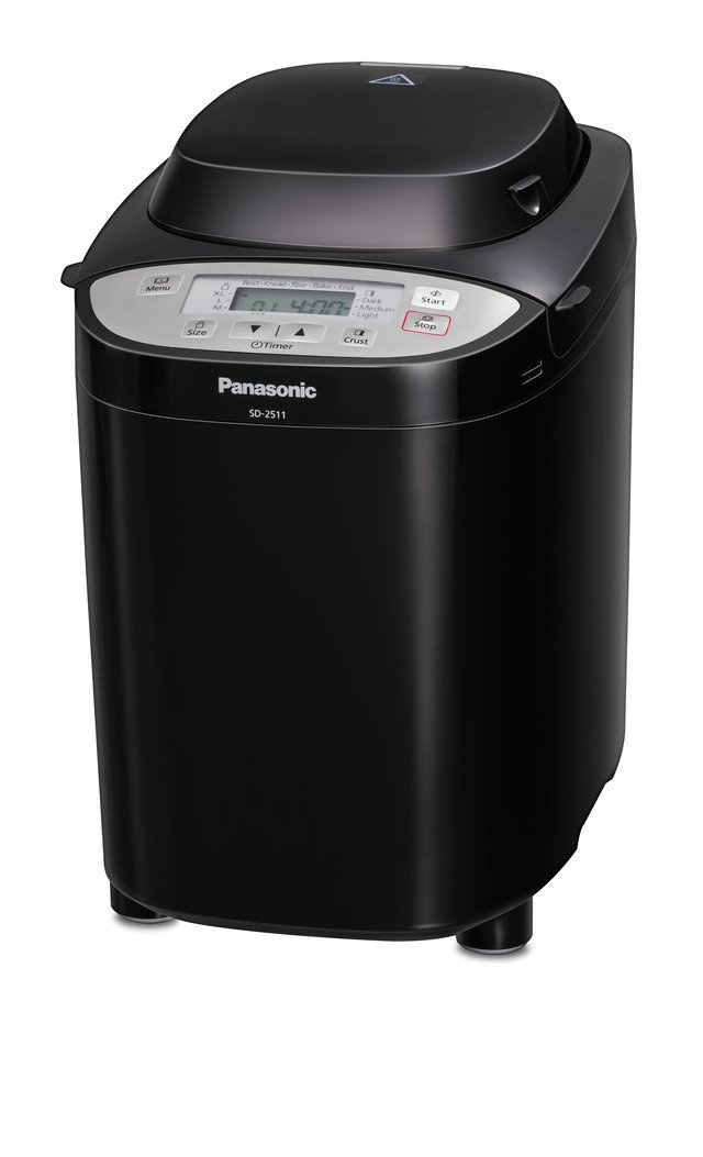 Panasonic SD-2511B Multi-Function Bread Maker - Black