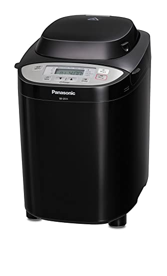 panasonic sd 2511kxc automatic breadmaker with gluten free program