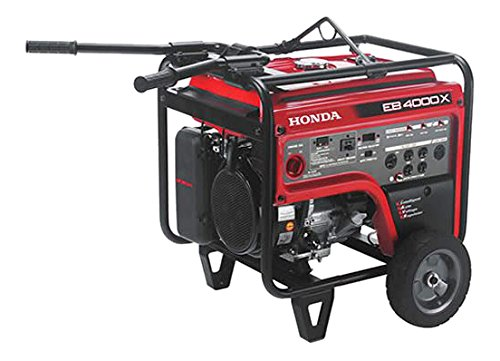 HONDAEB4000 Industrial Generator, 3500W