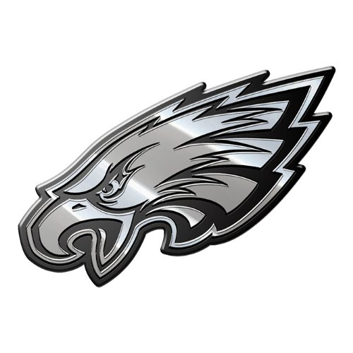 Philadelphia Eagles Heavy-Duty Metal Auto Emblem