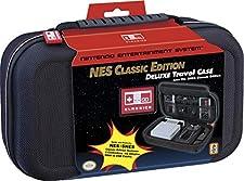Deluxe Travel Case Black NES Classic