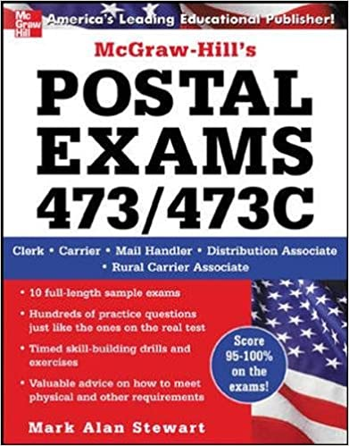 McGraw-Hill's Postal Exams 473/473C (No. 473/473c): Mark Alan ...