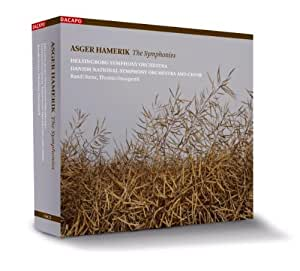 Asger Hamerik: The Symphonies, Requiem
