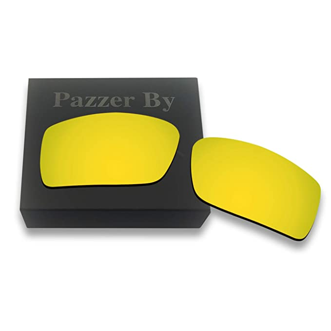 b47ad9c58f Polarized Replacement Lenses for Oakley Gascan - 24K Gold Mirrored Coating