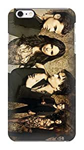Custom Lightweight Waterproof Cool The Vampire Diaries fashionable TPU Phone Protector Cover for iphone 6 Plus