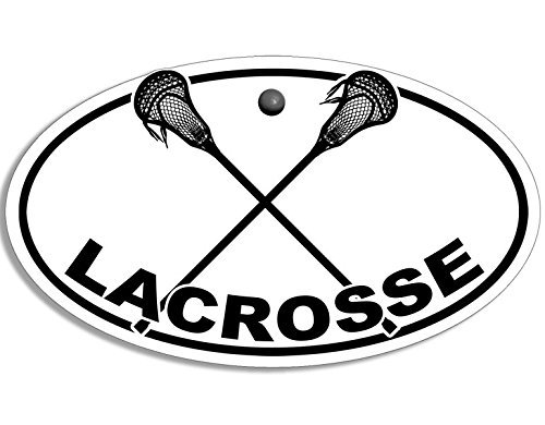 Where to find lacrosse stickers for cars?