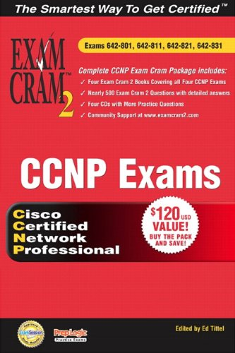 CCNP Exam Cram 2 Bundle