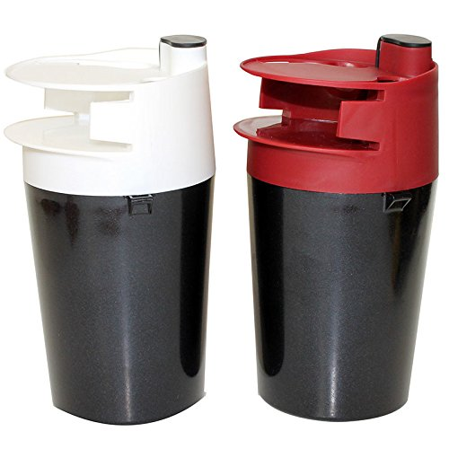 The Spittoon - Cup and Moist Tobacco Tin Holder (2-Pack)