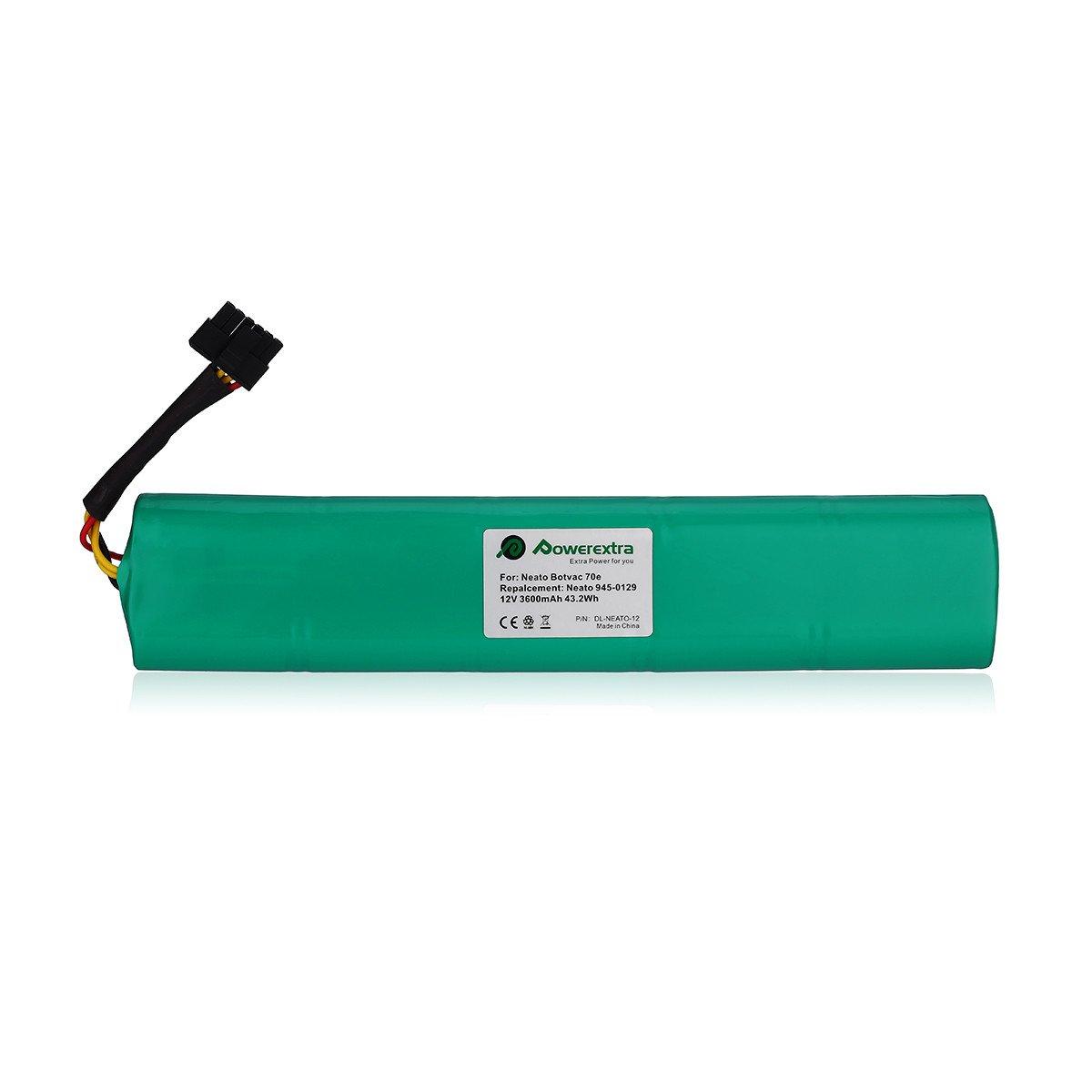 Botvac D85 205-0012 3600mAh 12V Batterie pour Neato Botvac D7500