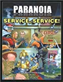 img - for Paranoia XP: Service, Service book / textbook / text book