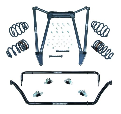 Hotchkis 80116 Track Pack for Chevy Camaro (Chevy Camaro Suspension System)