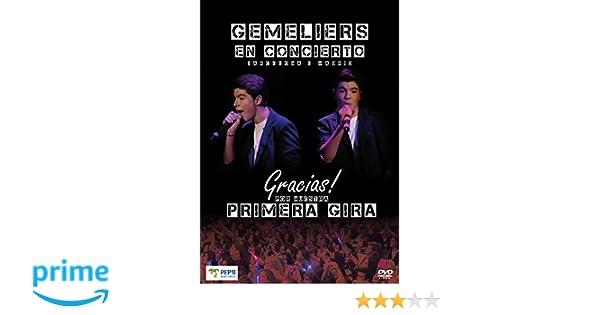 ¡Gracias Por Nuestra Primera Gira! : Gemeliers: Amazon.es: Música