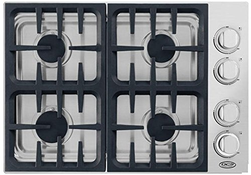 30 inch downdraft gas cooktop - 5