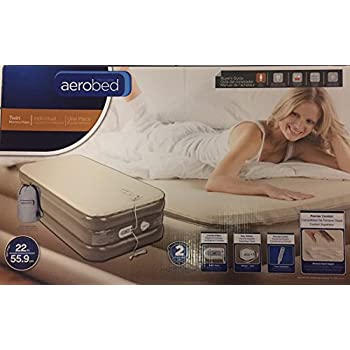 Amazon Com Coleman Aerobed Aero Twin Memory Foam Kitchen