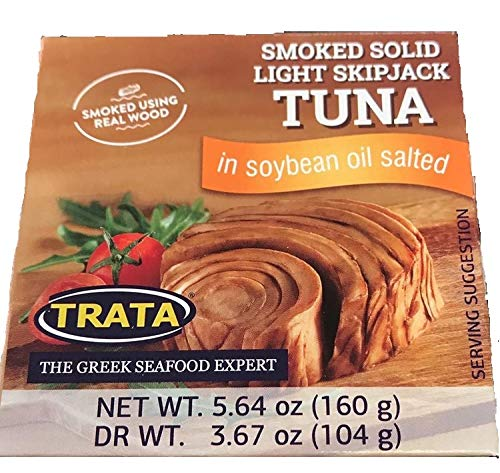 - Tuna Smoked Solid Light Skipjack Pack of 1