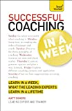 Successful Coaching, Matt Somers, 1444159046