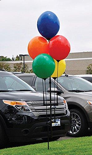 Reusable Balloon Ground Pole Kits - 5 Balloon