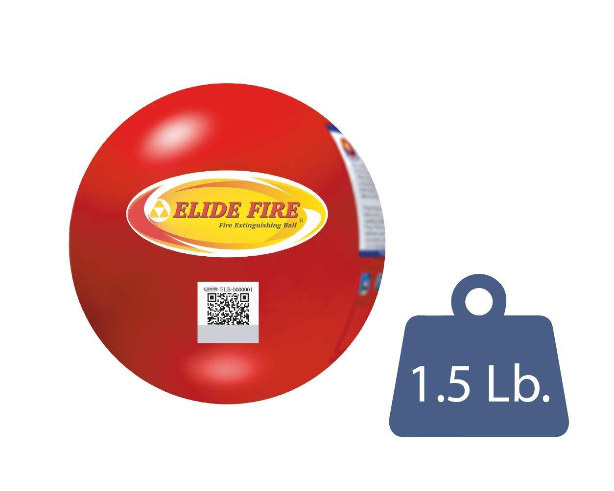 Mini ELIDE FIRE Extinguishing Ball Automatic Surveillance ...