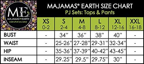 Majamas The Genna PJ Set Andora XL