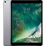 Apple iPad Pro 10.5in with ( Wi-Fi + Cellular ) - 2017 Model - 64GB, SPACE GRAY (Renewed)