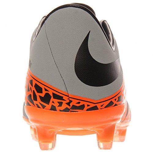 Phinish FG Nike Calcio Grigio da Lupo Uomo Nero Hypervenom Arancione Scarpe 5PwwExpq