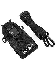 Baofeng MSC-20D radioapparatuur tas multifunctionele nylon tas tas mobiele telefoon tas voor Baofeng Radioddity Kenwood Motorola radioapparatuur