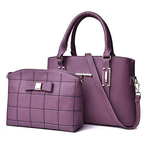 colore Two Piece Magai per Viola bambini nero Bag Crossbody 4YwndA