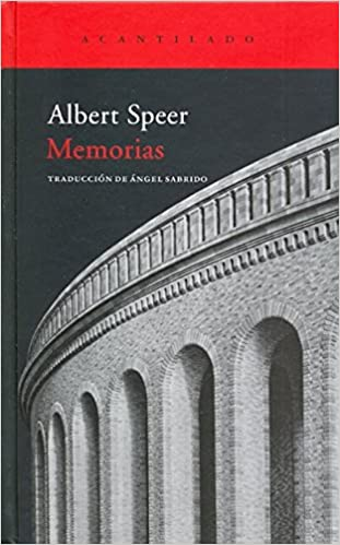 Memorias - Albert Speer
