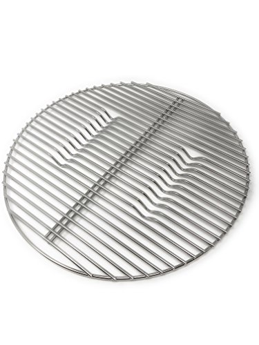 - Aura Outdoor Products EZ Light Bottom Charcoal Grate for 22in Weber Kettle Grill