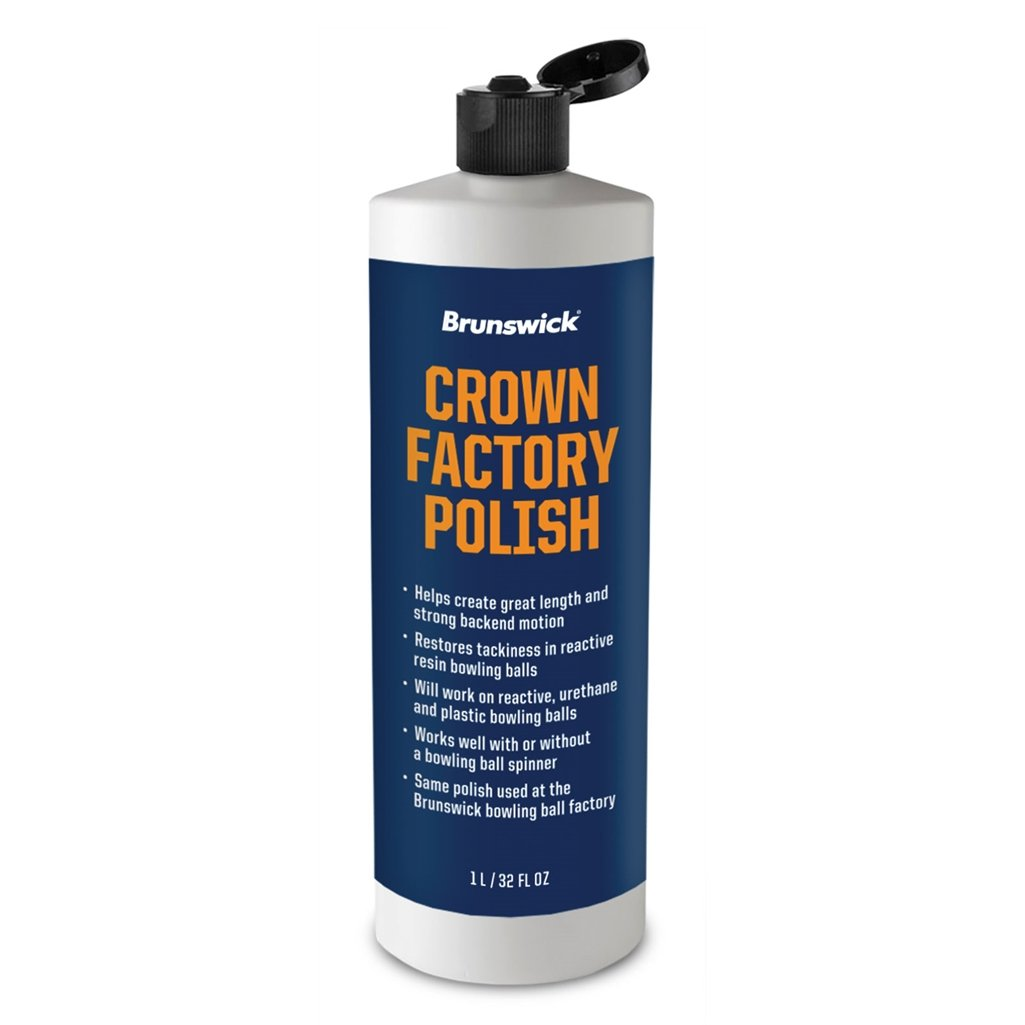 Brunswick Crown Factory Polish 32oz by Brunswick