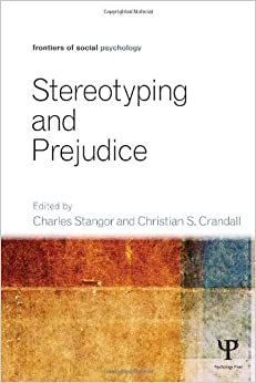 Book Stereotyping and Prejudice (Frontiers of Social Psychology)