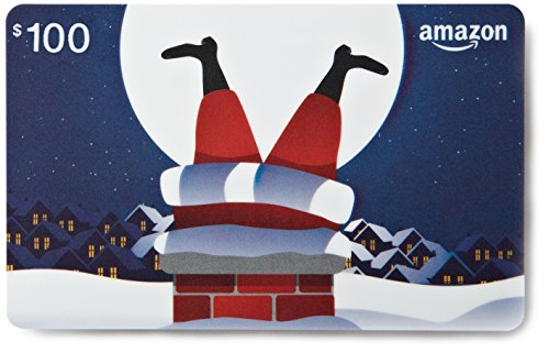 Amazon.com $100 Gift Card in a Greeting Card (Fitting Christmas Design) by Amazon (Image #4)