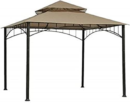 Threshold Gazebo Replacement Canopy 10 Square