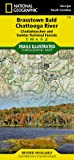 Brasstown Bald, Chattooga River [Chattahoochee and Sumter National Forests] (National Geographic Trails Illustrated Map)